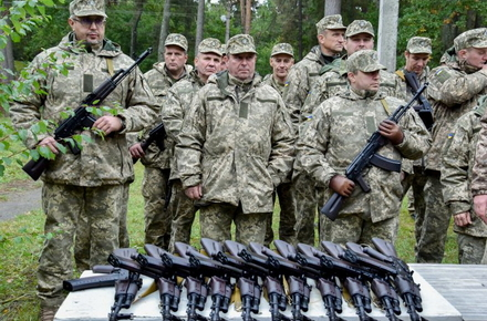 aef35b3c789005260694e8f91c60b124 preview w440 h290 - В Житомирській області почалися навчання сил територіальної оборони «Об'єднані зусилля ‒ 2021»