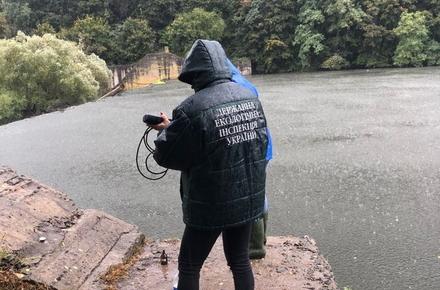 286e7e647e6a5902e49ca4a23ff17f56 preview w440 h290 - Екологи вп'яте за два місяці зафіксували забруднення водоканалом річок в Житомирі: цього разу скид здійснили в Кам'янку
