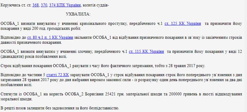 61571826257d0 original w859 h569 - Молодик, який під час відпочинку у «Лісовичку» поблизу Житомира, смертельно поранив чоловіка з іншої компанії, отримав 12 років ув'язнення