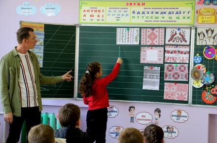 882077f4be52e318976e279faff9ef1f preview w440 h290 - Лише в одній житомирській школі вчителем початкових класів працює чоловік
