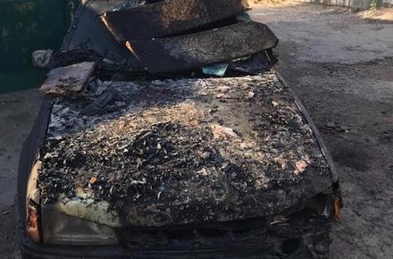 00feb544c66b404799aca51a98f2cf2f preview w440 h290 - У гаражному кооперативі в Житомирі сталася пожежа: згоріли автомобіль і мотоцикл