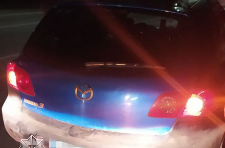 1170c9a37db59de534676db59e789459 preview w440 h290 - На проспекті Миру у Житомирі патрульні зупинили таксі і затримали водія та пасажира, які ймовірно причетні до автомобільних крадіжок
